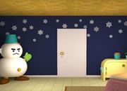 Snowman Room