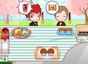 阿Sue經營蛋糕店