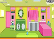 逃出彩色婴儿房间