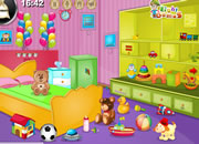Lovely Baby Room Escape