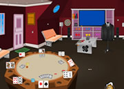 Poker House Escape