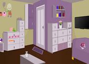 逃出淡紫色房间