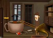 Sherlock Holmes - The Tea Shop Murder Mystery