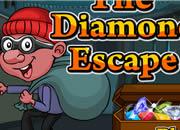 钻石小偷的逃脱