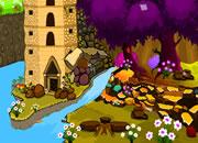 救公主逃出城堡