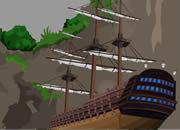 黄昏船舱逃生1