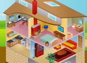 Cutaway House Escape 6