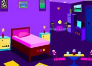 逃出紫色的客厅