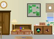 逃出拼图谜的房间