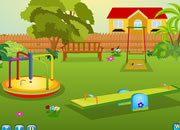 Cute Kids Park Escape