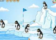 Crazy Penguin Escape