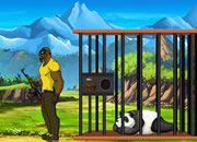 Escape Panda From The Thief
