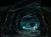 逃离外星人飞船