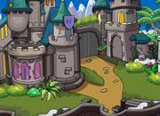 逃出美丽城堡