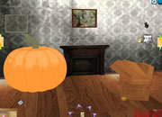 Halloween Pumpkin House Escape