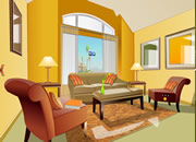 Trendy Yellow Home Escape