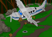 Crashed Plane Escape