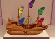 蝴蝶帆船之室