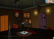 逃出安娜贝儿的房间
