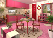 Fruit Kitchens 13:Cherry Pink
