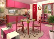 水果厨房:粉色樱桃