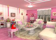 Candy Rooms Escape 18: Rose Pink Girly