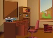 褐色风格房间逃出