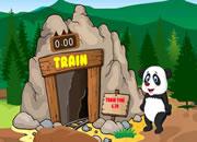熊猫森林历险逃生
