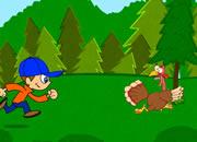 找火鸡逃出森林2