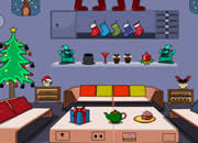 Christmas Winter Room Escape