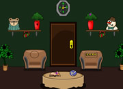 Christmas Decoration Room Escape