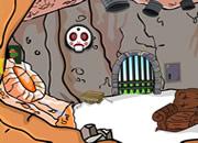 逃出熔岩密洞