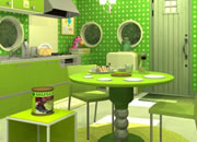 Fruit Kitchen Escape 14: Muscat Green