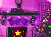 豪华圣诞彩蛋房间