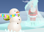 Freeze Santa Escape 3