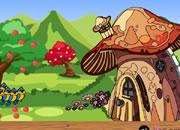魔法蘑菇房逃出