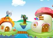逃出童话蘑菇岛