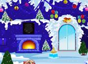 逃出雪中小屋
