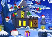 雪房圣诞逃脱
