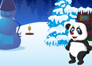 Panda Christmas Escape