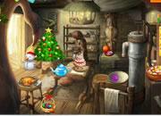 逃出圣诞魔法屋