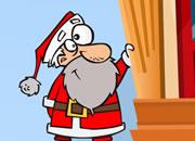 雪地圣诞老人逃脱