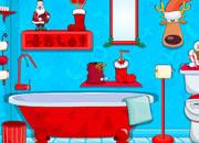 逃出圣诞浴室