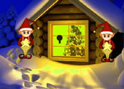 Xmas Gift House Escape