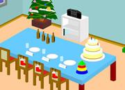 找小绿人逃脱131:圣诞派对
