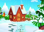 圣诞老人逃离宠物岛