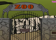 Escape From Zoo with Sunglass