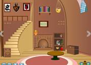 逃出宏伟的宫殿