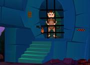 帮小猴子逃出牢笼