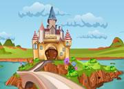 皇后逃出城堡